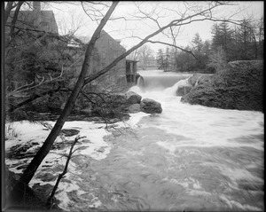 Mill, Newton Upper Falls