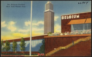 The Belgium Pavilion, New York World's Fair
