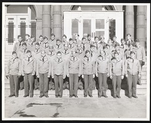 World War II, War Training Service