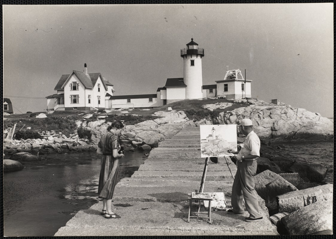 Eastern Point Light, East Gloucester, Mass
