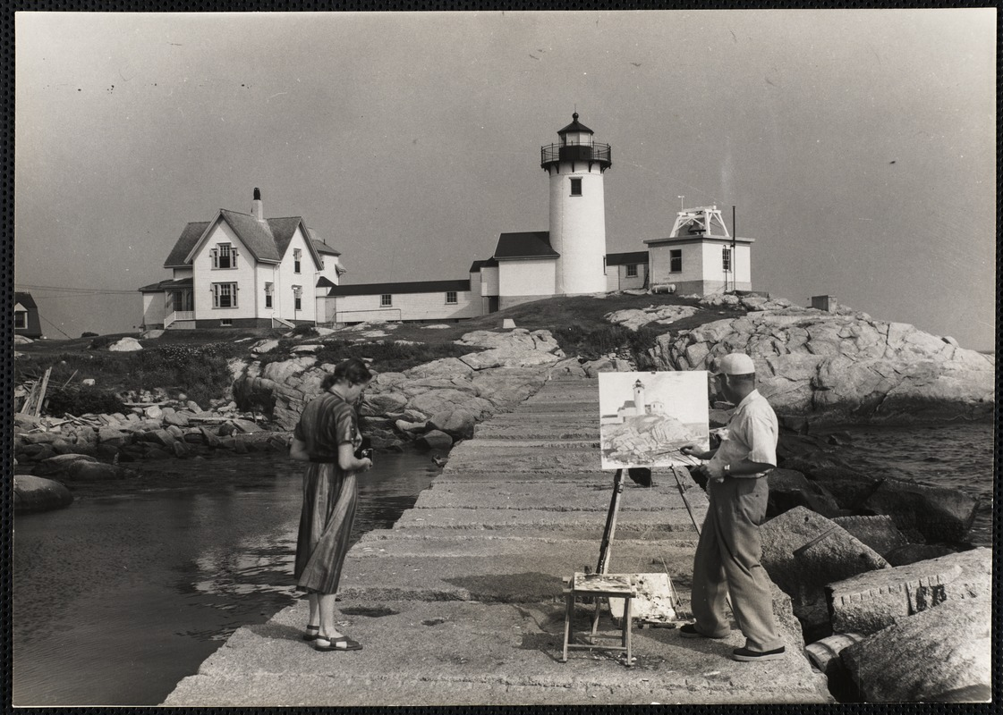 Eastern Point Light - East Gloucester, Mass