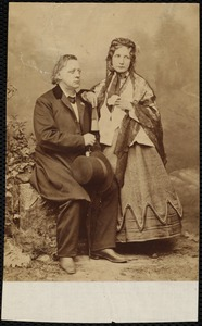 Henry Ward Beecher & Harriet Beecher Stowe