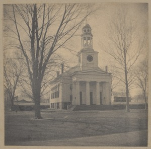 Concord, First Church.