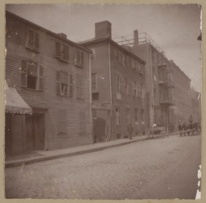 Boston, Porter House, Prince St., British Barracks