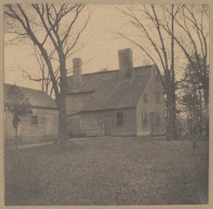 Williams house, West Roxbury