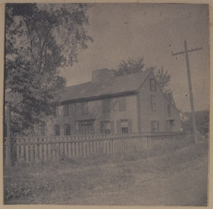 Arlington, Abel Locke house