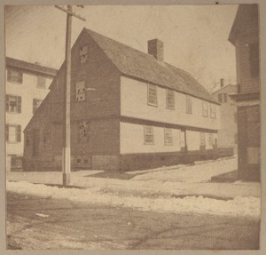 Salem, old Ward House