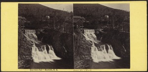 Goodrich Fall - Bartlett, N. H.