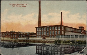 Stanford Spinning Co. Fall River, Mass.
