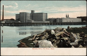 Barnaby Mills, Fall River, Mass.