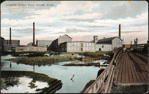 Durfee Mills, Fall River, Mass.