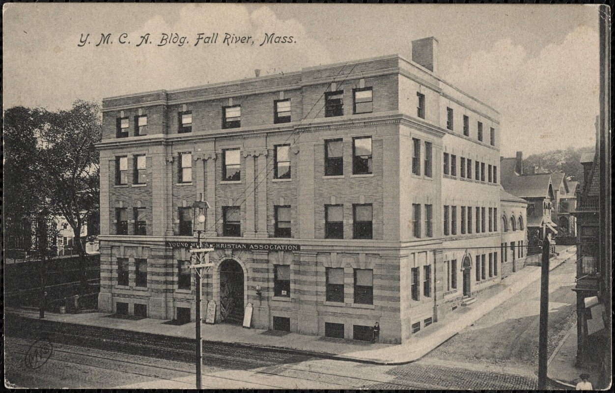 Y.M.C.A. bldg., Fall River, Mass.