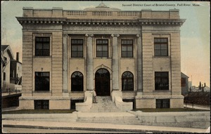 Second District Court of Bristol County, Fall River, Mass.