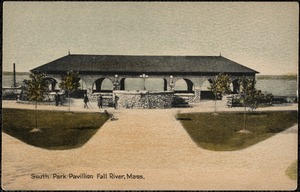 South Park Pavillion, Fall River, Mass.