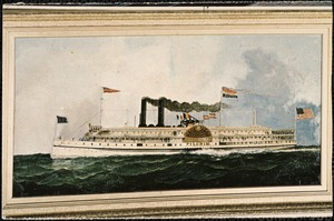Fall River Line steamer, Pilgrim