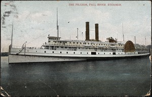 The Pilgrim, Fall River steamer
