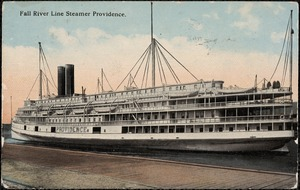 Fall River Line, Steamer Providence
