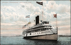 Steamer Providence, Fall River Line