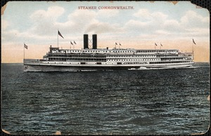 Steamer Commonwealth