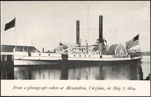 From a photograph taken at Alexandria, Virginia, on May 7, 1864