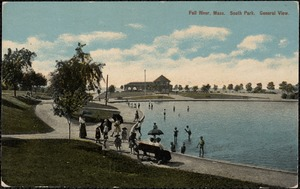 Fall River, Mass. South Park. General view.