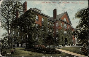 Fall River, Mass. St. Vincent's Orphan Home