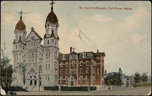 St. Anne's Church, Fall River, Mass.