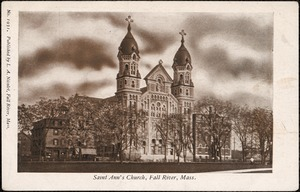 St. Ann's Church, Fall River, Mass.