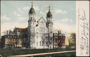 St. Ann's Cathedral, Fall River, Mass.