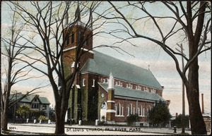 St. Louis Church, Fall River, Mass.