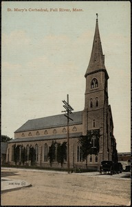 St. Mary's Cathedral, Fall River, Mass.