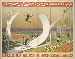 The Barnum & Bailey greatest show on earth