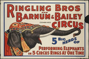 Ringling Bros and Barnum & Bailey Combined Circus
