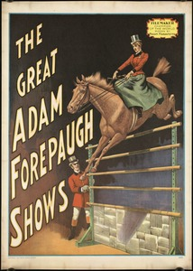 The Great Adam Forepaugh Shows