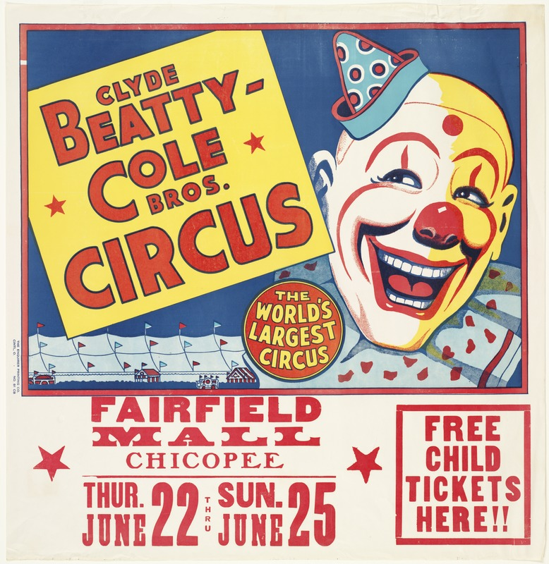 Clyde Beatty-Cole Bros. Combined Circus