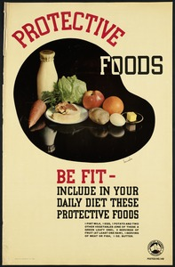 Protective foods. Be fit - include in your daily diet these protective foods