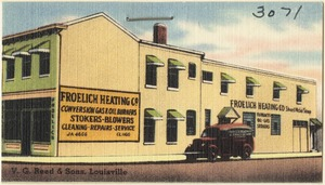Froelich Heating Co.