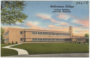 Bellarmine College, Science Building, Louisville, Kentucky