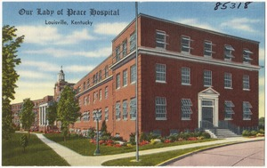 Our Lady of Peace Hospital, Louisville, Kentucky