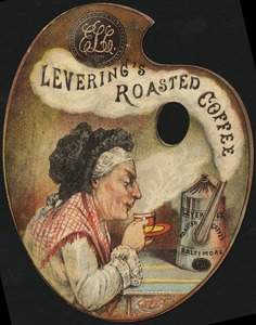 Levering's Roasted Coffee