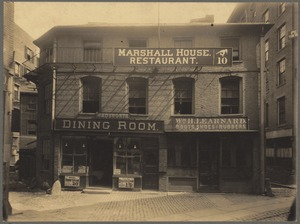 The Marshall House, Marshall Street