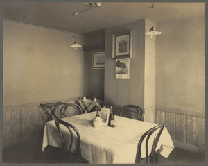 Tea Room, Hancock Tavern