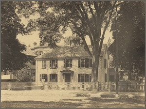 Benjamin May House, Jamaica Plain