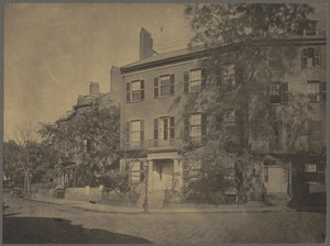 Residence of Daniel Webster, High Street