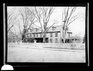 Adams Mansion 1919