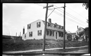 House in which Abigail Adams was born