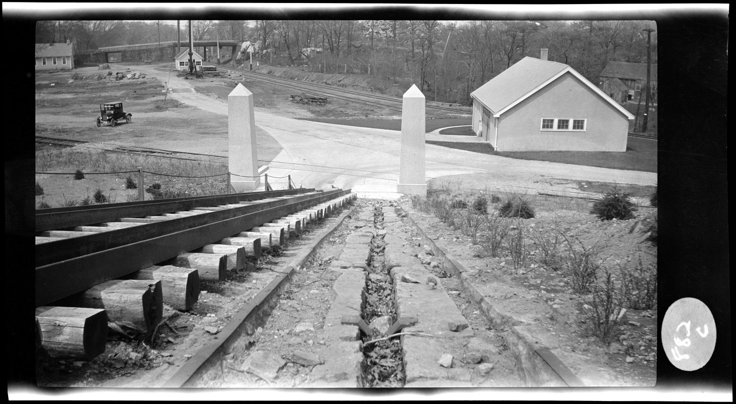 Granite Railway incline