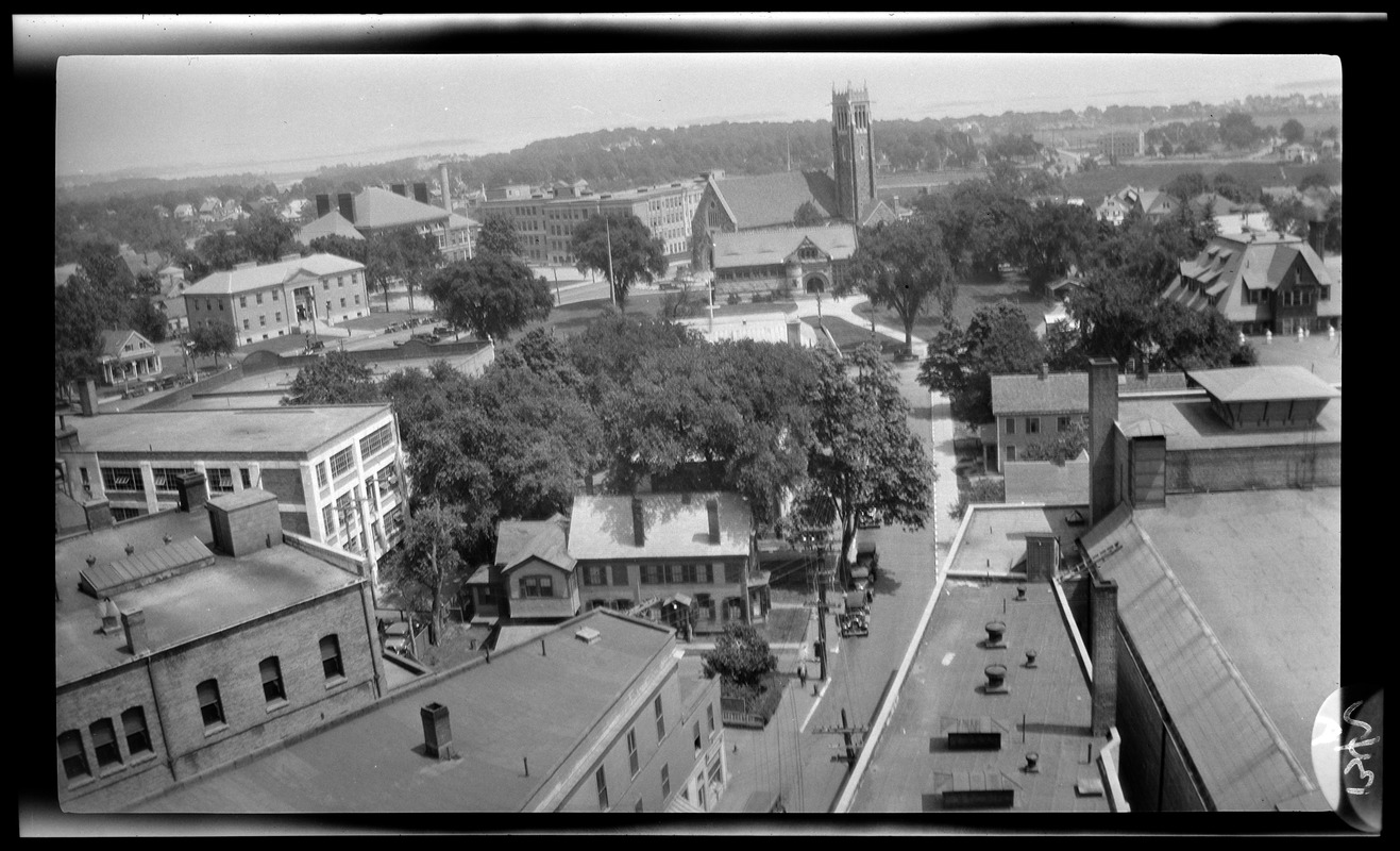 1929 View from Granite Trust. N.E.