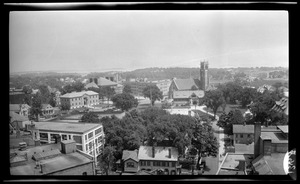 1929 View from Granite Trust. NNE