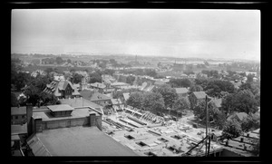1929 View from Granite Trust. Easterly